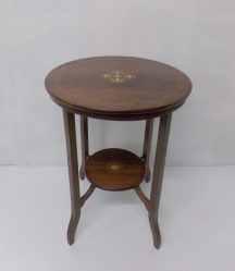 Edwardian Rosewood Table €295