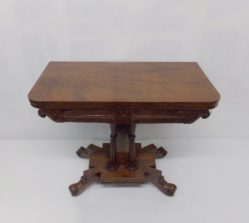 Regency Mahogany Card Table €1950