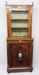 Edwardian Rosewood Cabinet €1950