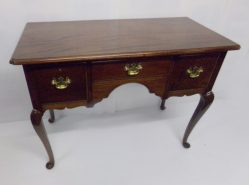 Mahogany Side Table €595