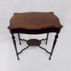 Edwardian Mahogany Inlaid Occasional Table €550