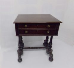 William IV Mahogany Side Table €895