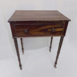 Victorian Coramandle Wood Side Table €595