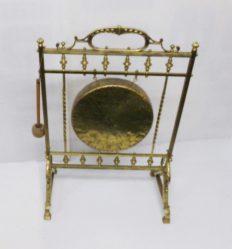 Edwardian Brass Gong €595