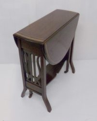 Edwardian Inlaid Mahogany Sutherland Table €595