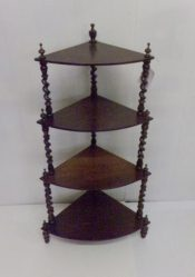 Victorian Rosewood Whatnot €225