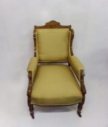 Edwardian Rosewood Inlaid Armchair €595