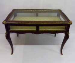 French Curio Display Cabinet €795