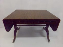 Edward Mahogany Sofa Table €1895