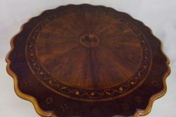Rare Killarney Wood Table P.O.A
