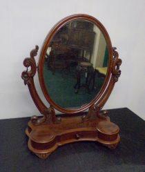 Victorian Mahogany Dressing Table Mirror €295