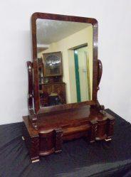 Regency Mahogany Dressing Table Mirror €595