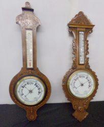 Edwardian & Victorian Barometers