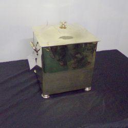 Brass Coal Bin €245