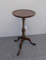 Mahogany Wine Table €165