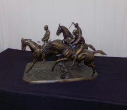 Bronze Horses P.O.A