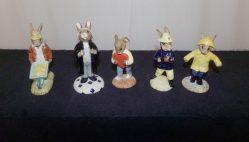 "Selection Of ""Royal Doulton"" Beatrix Potter Figures €35 each"