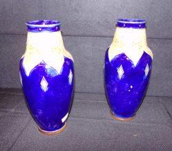 "Pair of ""Royal Doulton"" Vases €345"