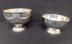 Silver Bowl's