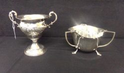 Silver Bowl, Silver Cup