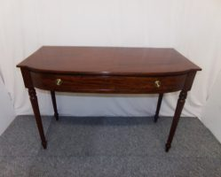 Regency Mahogany Side Table €995